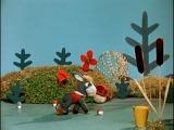Как ослик счастье искал (кукольный). Мультфильмы режиссера Владимира Дегтярёва. (Союзмультфильм, 1971г)